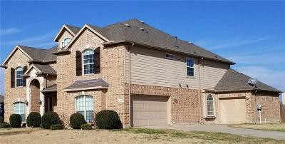 Fort Worth Single Family Home For Sale: 1600 Fence Post Drive