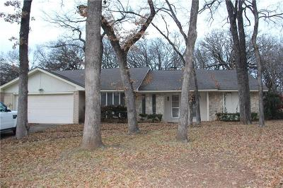 Grapevine Single Family Home For Sale: 3016 Columbine Drive