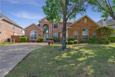 Coppell Single Family Home For Sale: 281 Lyndsie Drive