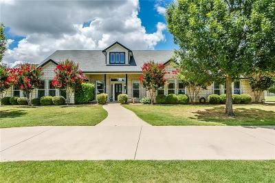 Burleson Single Family Home For Sale: 1449 County Road 529