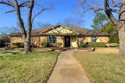 Colleyville Single Family Home Active Option Contract: 6209 Ponderosa Street