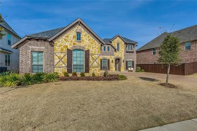 Fort Worth Single Family Home For Sale: 1001 Claystone Ridge
