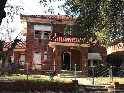 Mineral Wells Single Family Home For Sale: 412 SW 4th Avenue