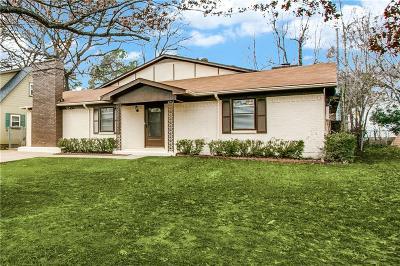 Lewisville Single Family Home For Sale: 155 E Shore