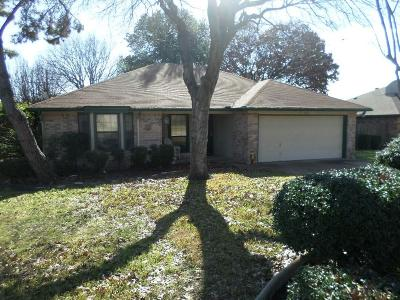 Crowley Single Family Home For Sale: 709 Daniels Drive