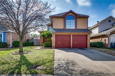 Lewisville Single Family Home For Sale: 1158 Settlers Way