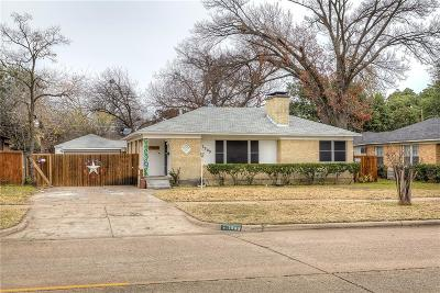 Single Family Home For Sale: 1509 W Saner Avenue