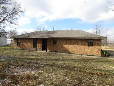 Wylie Single Family Home For Sale: 1321 Parker Road
