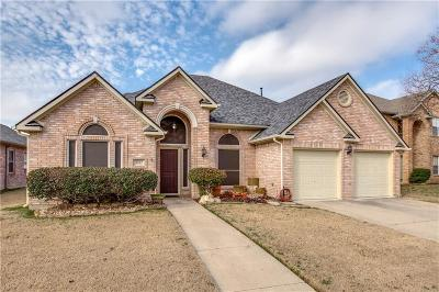 McKinney Single Family Home For Sale: 3012 Deer Trail