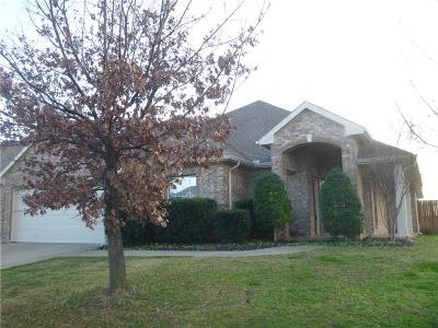 Mansfield Single Family Home For Sale: 1313 Westridge Drive
