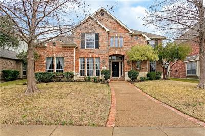 Allen Single Family Home For Sale: 1218 Waterford Way