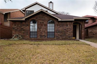 Single Family Home For Sale: 6521 Los Rios Drive