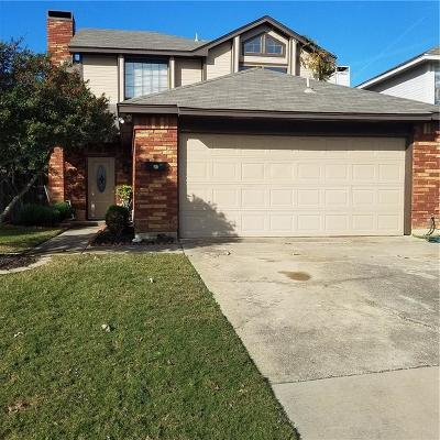 Carrollton Single Family Home For Sale: 2803 Country Villa Circle
