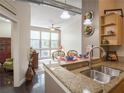Fort Worth Condo For Sale: 201 W Lancaster Avenue #212
