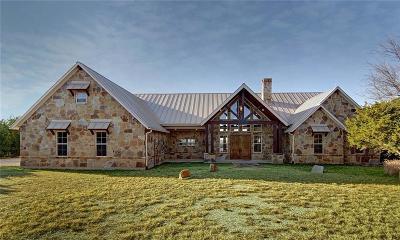 Possum Kingdom Lake Single Family Home For Sale: 1017 N Mesquite Ridge