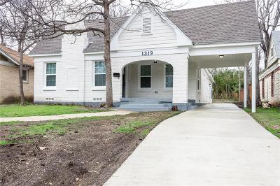 Single Family Home For Sale: 1319 Lansford Avenue