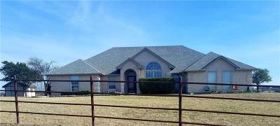 Parker County Single Family Home For Sale: 5103 Old Brock Road