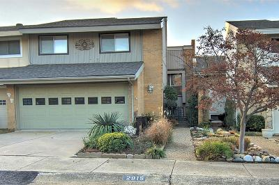 Carrollton Townhouse For Sale: 2915 Country Place Circle