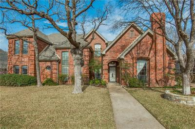 Hurst, Euless, Bedford Single Family Home For Sale: 1509 Michael Drive