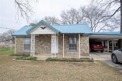 Grand Saline TX Single Family Home For Sale: $210,000