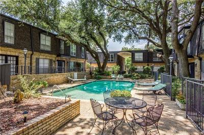 Dallas Condo For Sale: 5033 Cedar Springs Road #203