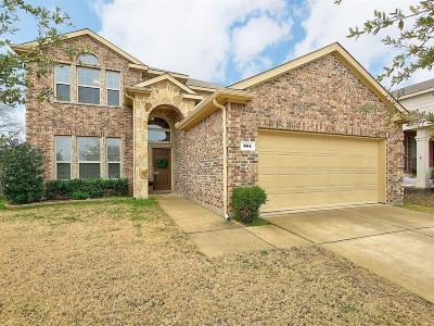 Anna Single Family Home For Sale: 801 Westwood Court