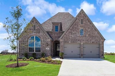 McKinney Single Family Home For Sale: 3817 Bamboo Trail