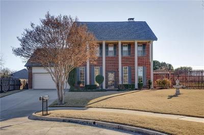 Flower Mound Single Family Home For Sale: 2313 Channing Court