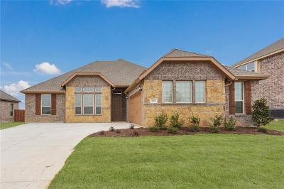 Dallas County, Denton County, Collin County, Cooke County, Grayson County, Jack County, Johnson County, Palo Pinto County, Parker County, Tarrant County, Wise County Single Family Home For Sale: 3713 Rusty Spur