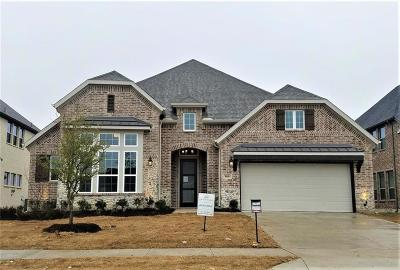 Prosper Single Family Home For Sale: 860 Walworth Drive