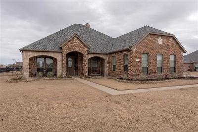 Forney Single Family Home Active Option Contract: 12264 N Emerald Ranch Lane