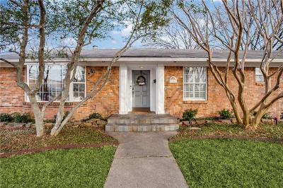 Dallas Single Family Home For Sale: 10145 McCree Road