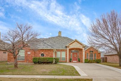 Corinth Single Family Home Active Contingent: 4409 Grassy Glen Drive