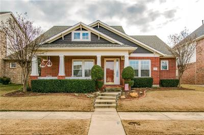 Carrollton Single Family Home For Sale: 1720 Ivy Lane