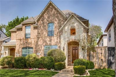 Dallas Single Family Home For Sale: 5641 Ellsworth Avenue