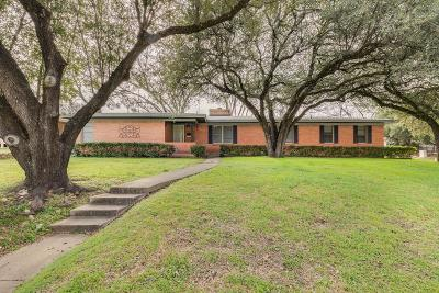 Fort Worth Single Family Home For Sale: 6525 Calmont Avenue