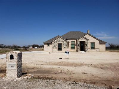 Springtown Single Family Home For Sale: 310 Lavender Circle