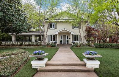 Dallas County Single Family Home For Sale: 3517 Gillon Avenue