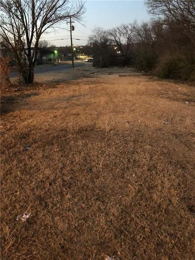 Tarrant County Residential Lots & Land For Sale: 5236 Wellesley Avenue