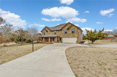 Weatherford Single Family Home For Sale: 3390 Zion Hill Road