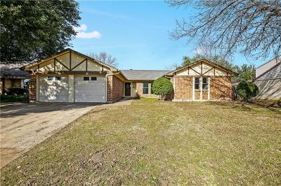 Fort Worth Single Family Home For Sale: 4454 Sweetgum Way