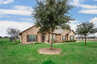 Kaufman Single Family Home For Sale: 10055 County Road 4027