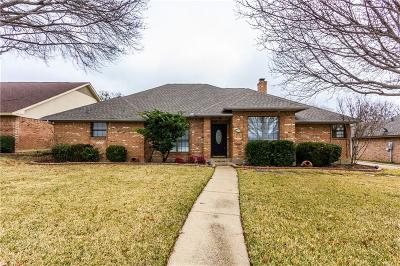 Mansfield TX Single Family Home For Sale: $284,900