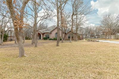 Parker County Single Family Home For Sale: 101 Shady Wood Court