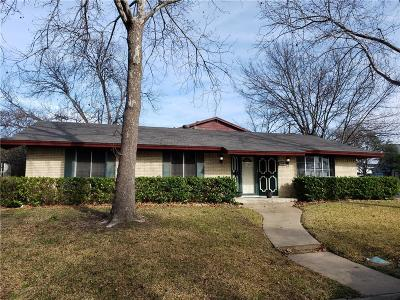Fort Worth Single Family Home For Sale: 2700 Larkin Avenue