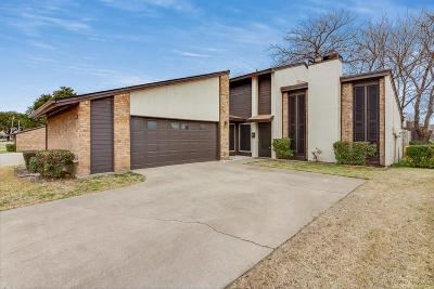 Garland Townhouse For Sale: 1810 Highbrook Court