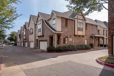 Townhouse For Sale: 1600 Abrams Road #21