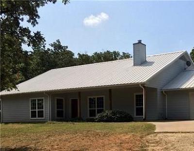 Alvarado Single Family Home For Sale: 7600 E Fm 917