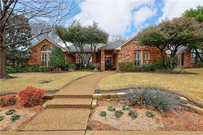 Plano Single Family Home For Sale: 2505 Brown Deer Trail