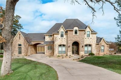 Burleson Single Family Home Active Kick Out: 10409 Shadow Valley Court